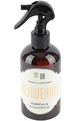 Verbena Aromatherapy - Mardel Rejuvenate Aromatherapy Room and Linen Spray, Verbena & Eucalyptus, 8-1/2 Ounces