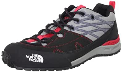The North Face Men's Verto Approach Shoe,TNF Black/TNF Red,9 M US