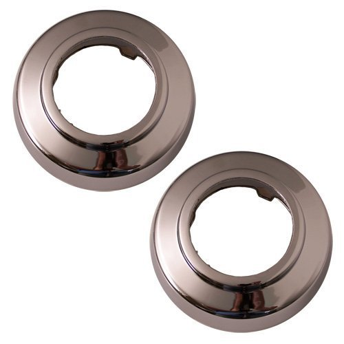 Set of 2 Replacement Aftermarket Front Center Caps Hub Cover Fits 16x7 Inch Wheel - Part Number: IWCC3140X4WD
