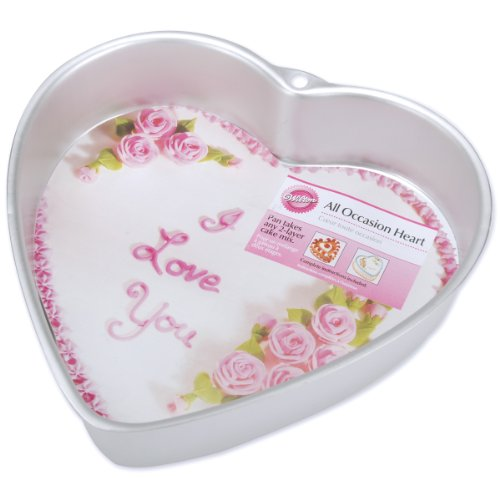 Wilton 9 Inch Heart Pan