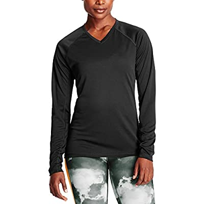 Mission Women's VaporActive Alpha Long Sleeve Shirt