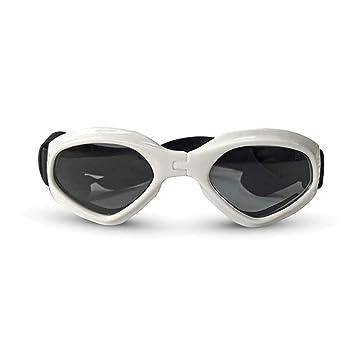 LEERAIN Gafas Protectoras para Mascotas, Protección UV ...