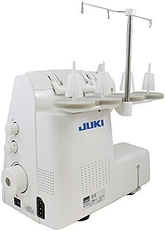 JUKI JUKI Mo 2000 Overlock: Guía gratuita de caja de overlock con ...
