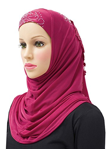 Hijab Amour piece Headscarf Ultra Silky