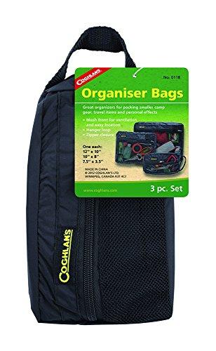 Nylon Mesh Organizer Bags - 1