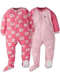 9674dcb2b046 Girl s Blanket Sleepers