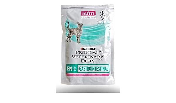 Purina ProPlan Veterinary Diets en - gastrointestinal gato pollo 5 x 85gr: Amazon.es: Productos para mascotas