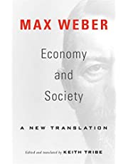 Economy and Society: A New Translation