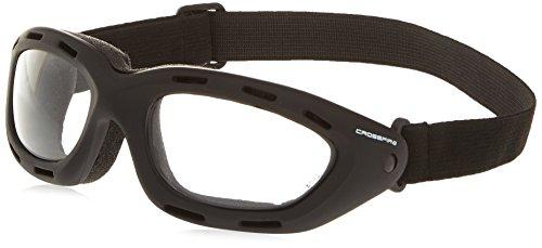- Crossfire 91351AF Element Safety Goggles Clear Anti-fog Lens - Frame