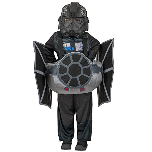 Princess Paradise, Star Wars Ride-In Tie Fighter - (Tie Fighter Pilot Costumes)