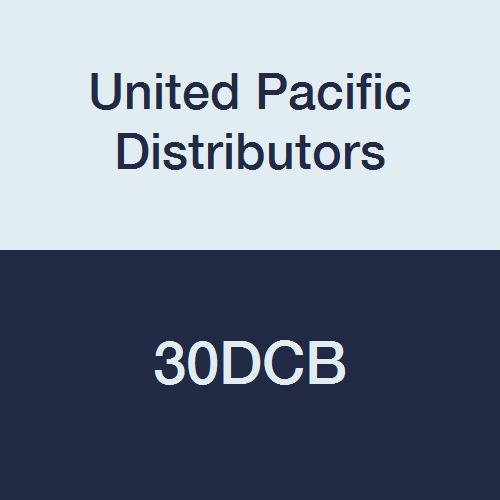 United Pacific Distributors 30DCB Brass Dust Cap 3 3