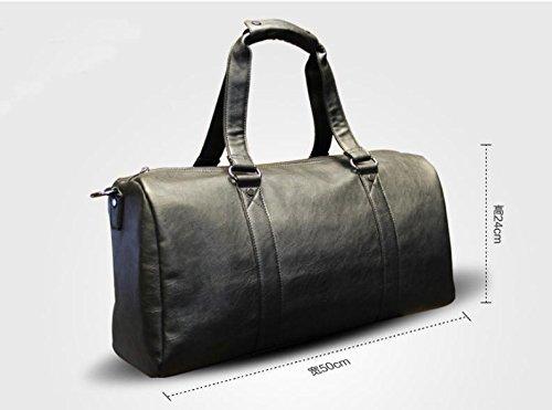 was macht einen Kerl zu einem Duffle Bag