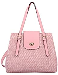 Mellow World Fashion Handbag Brooke, Pink, One Size