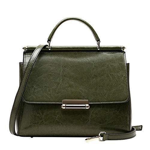 bandoulière et petit sac PU femme pour Green de européenne femme Messenger bag Sac main pour mode à carré américaine à sac wTqO00