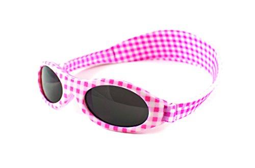 Baby Geschenkpackung rosa Nilpferd-Brillenetui und rosa Babybanz Sonnenbrille 0-2 Jahre. MyLVt7eL