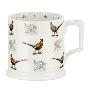 Spode - Glen Lodge Pheasant Tankard - Single