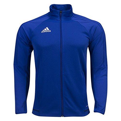 (Adidas Youth Tiro 17 Soccer Training Jacket L Power Red-Black-White )