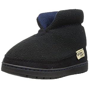 Western Chief Kids Plush Slip-On Outdoor Slipper Boot