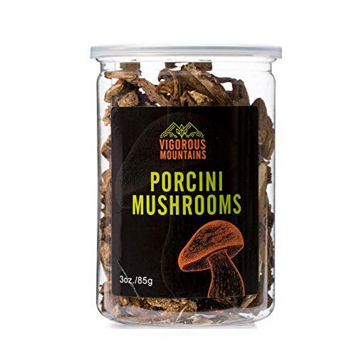 VIGOROUS MOUNTAINS Dried Porcini
