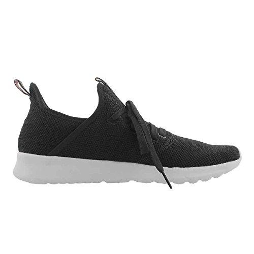 Adidas Women's Cloudfoam Pure Running Shoe, Carbon/Carbon, 9 M US
