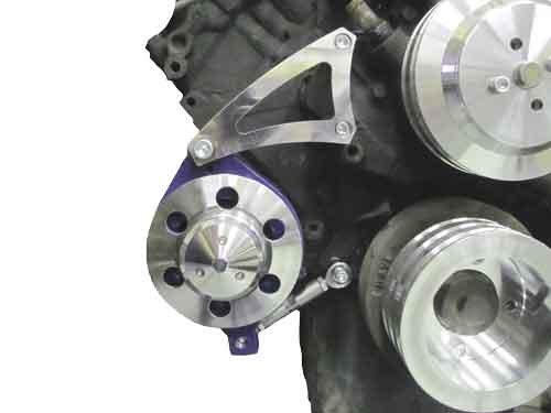 Ford Big Block Alternator Bracket - 429-460, Low Mount