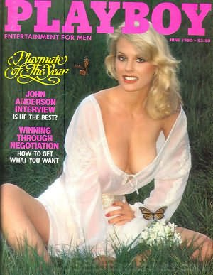 Playboy Magazine JUNE 1980 6/80 DOROTHY STRATTEN Art Poster Magazine Cover