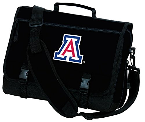 Broad Bay University of Arizona Laptop Bag Arizona Wildcats Computer Bag or Messenger Bag by Broad Bay
