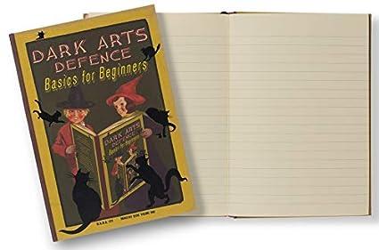 Harry Potter Dark Arts Journal Notebook