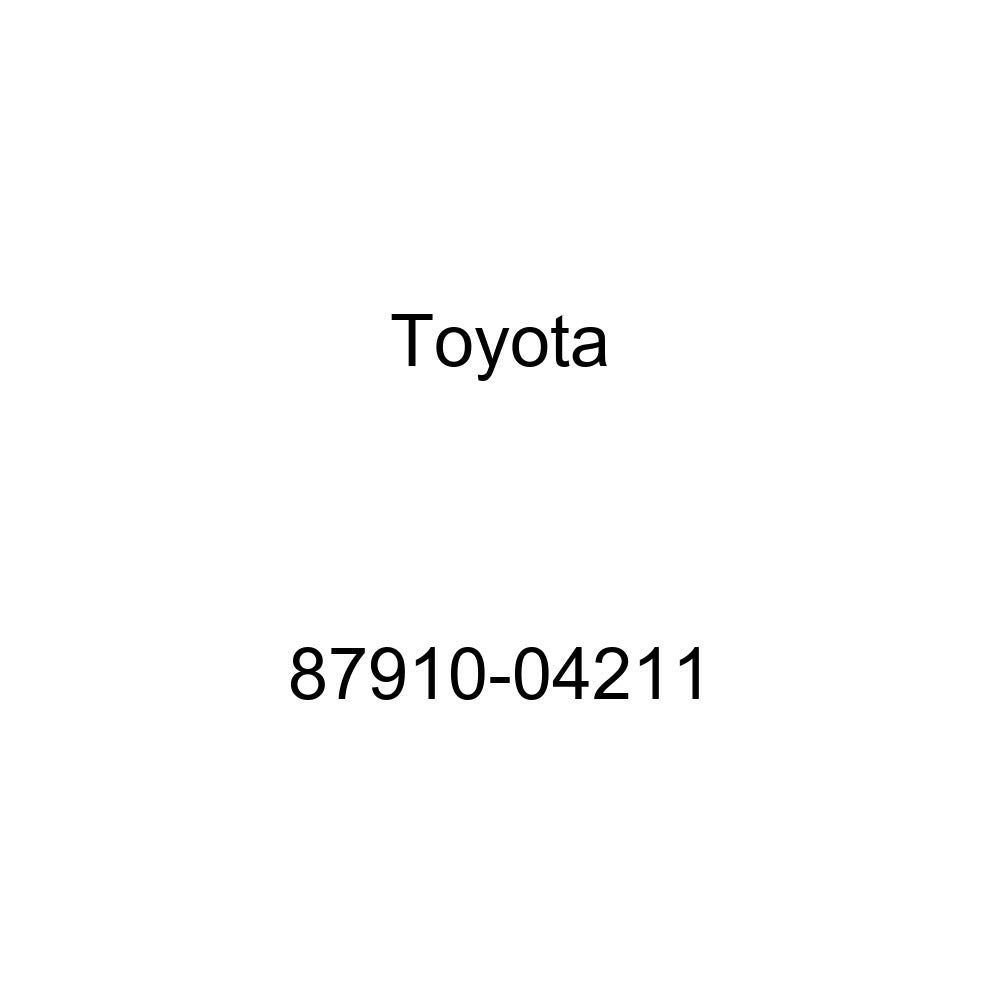 Genuine Toyota 87910-04211 Rear View Mirror Assembly