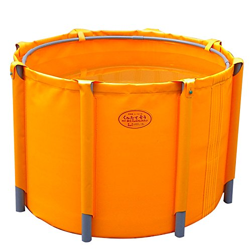 貯水槽 丸型 くみたてそう 工業用 A型 1000x700 500L 45-01 工場廃液 給水 タンク 水槽 容器 ナM 代不 B077883R95