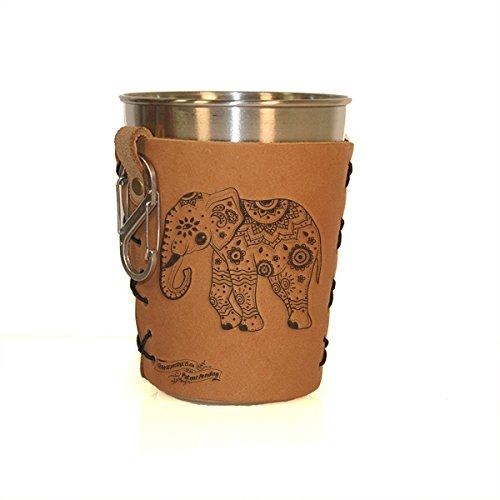 Elephant Leather Stainless Sleeve Hook product image