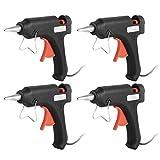 US Plug AC 100-240V 20W Hot fusion d'outils à main Trigger Pistolet à colle 4 pièces