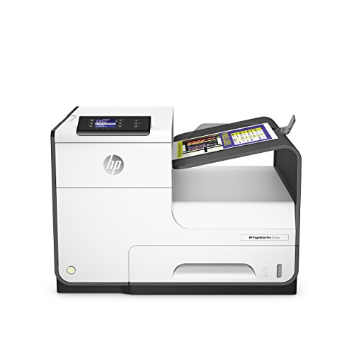 HP PageWide Pro 452dw D3Q16A Wireless 300 Sheets Printer with Duplex Printing by HP