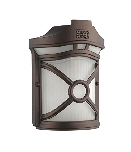 Chloe Lighting CH22042RB11-OD1 Jansen Transitional 1-Light Outdoor Wall Sconce, 11