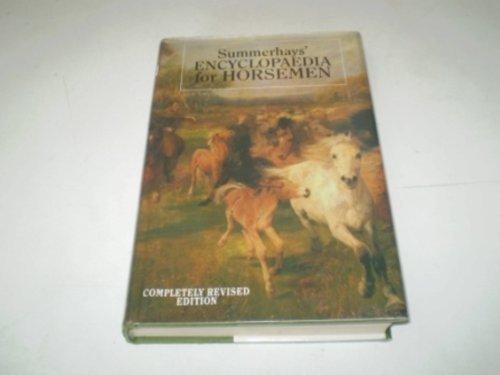 Summerhays' Encyclopedia for Horsemen (Best Show Jumping Horse Breeds)