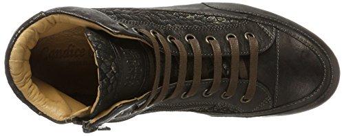 Zapatillas Cooper Mehrfarbig Ruggine para Mujer Candice Caripoff Altas a4BwBSq