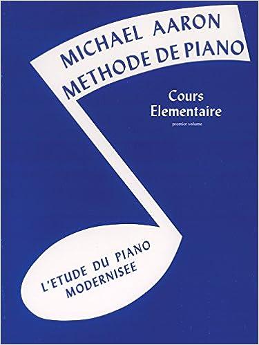 Résultats de recherche d'images pour «michael aaron piano francais»