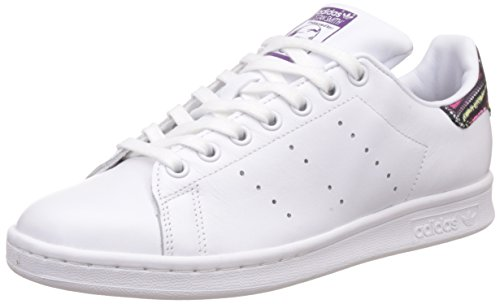 stan smith mid grise