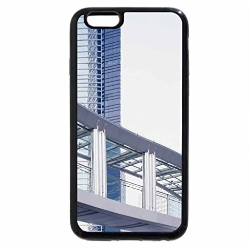 iPhone 6S / iPhone 6 Case (Black) Modern Architecture design