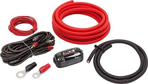 Audio System Z de pcsc35kabelkit 35mm² con OFC Power Cable Cobre OFC 99, 9% Amplificador Conexión Juego de Z PCSC 35 9% Amplificador Conexión Juego de Z PCSC 35 Z-PCSC35