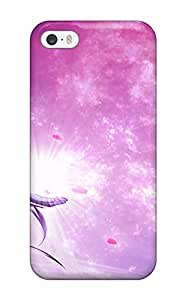 Iphone 5/5s Case Cover - Slim Fit Tpu Protector Shock Absorbent Case (date A Live)
