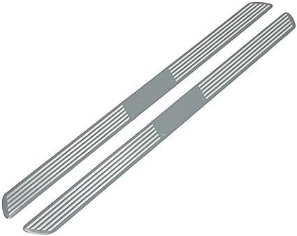 Universal Einstiegsleisten 60 Cm 2 Tlg Türschwellenschutz Lackschutz Auto