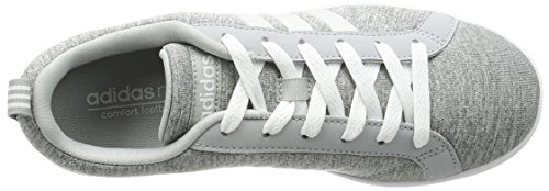 adidas Vs Advantage W, Zapatillas para Mujer Gris (Clonix/ftwwht/grey)