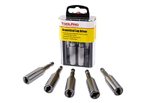 ToolPro Eye Lag Driver  in Interlocking Storage Box