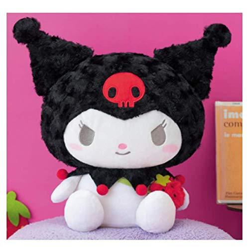 furyu My Melody strawberry pochette BIG stuffed Soft Plush Kuromi sanrio japan
