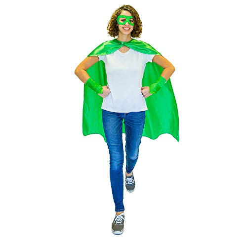 Everfan Adult Superhero Starter Kit | Superhero