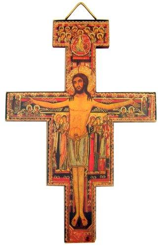 Italian Wall Crucifix - 8