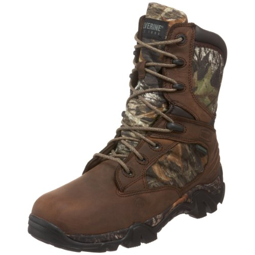 8' Insulated Hunting Boots - Wolverine Men's Cougar 8