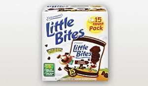 Entenmann's Little Bites Fudge Brownies - 15 Packs