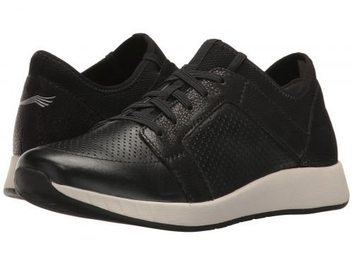 [ダンスコ] レディース 女性用 シューズ 靴 スニーカー 運動靴 Cozette - Black Nappa [並行輸入品] B07BH5LG7M 40 (US Women's 9.5-10) Regular